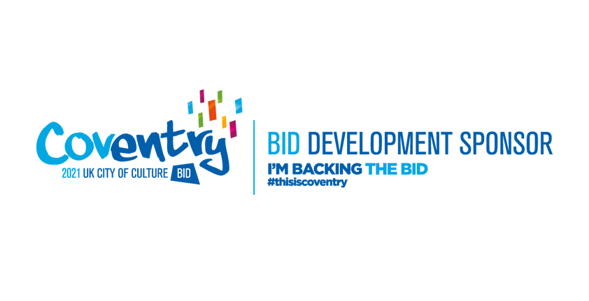 Coventry 2021 Bid Logo