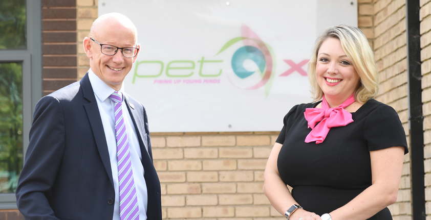 FleurBlogImage3 - The chief executive of Coventry City Council has hailed one of the UK's top training and education specialists based in Coventry as a national exemplar of good practice.
